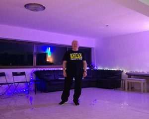 Pattaya Salsa night 2019