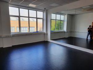 Coda dance studio Watford
